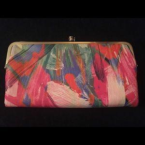 BOHO Lauren vintage leather wallet